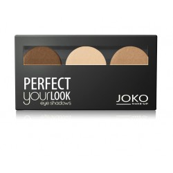 Joko Eye shadow casette trio Perfect your look 305