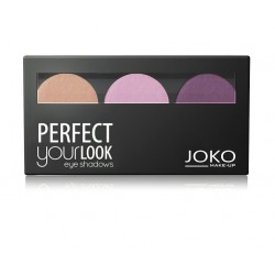 Joko Eye shadow casette trio Perfect your look 304 new