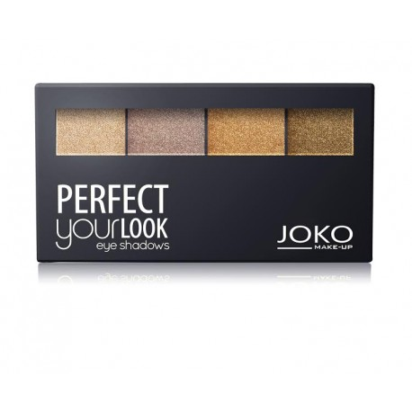 Joko Eye shadow casette quattro Perfect your look 402 new