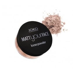 Joko loose powder Matt your face 22