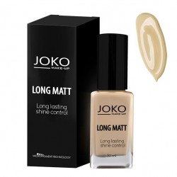 Joko Foundation Long Matt 115 Light beige