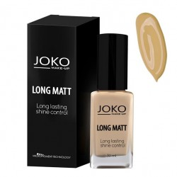 Joko Foundation Long Matt 118 Golden beige