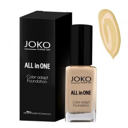 Joko Foundation All in One 111 Natural beige