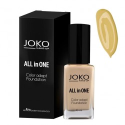 Joko Foundation All in One 113 Dark beige