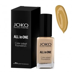 Joko Foundation All in One 114 Rich tan