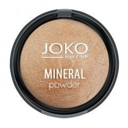 Joko Baked powder Mineral 05 Light bronze
